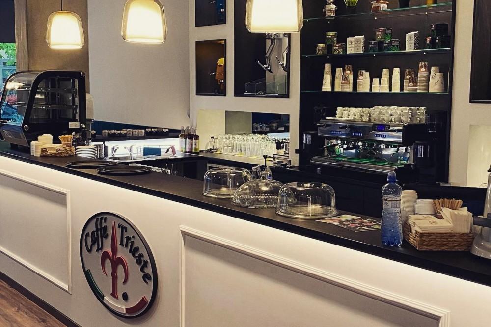 OTVÁRAME - Caffé Trieste TRNAVA