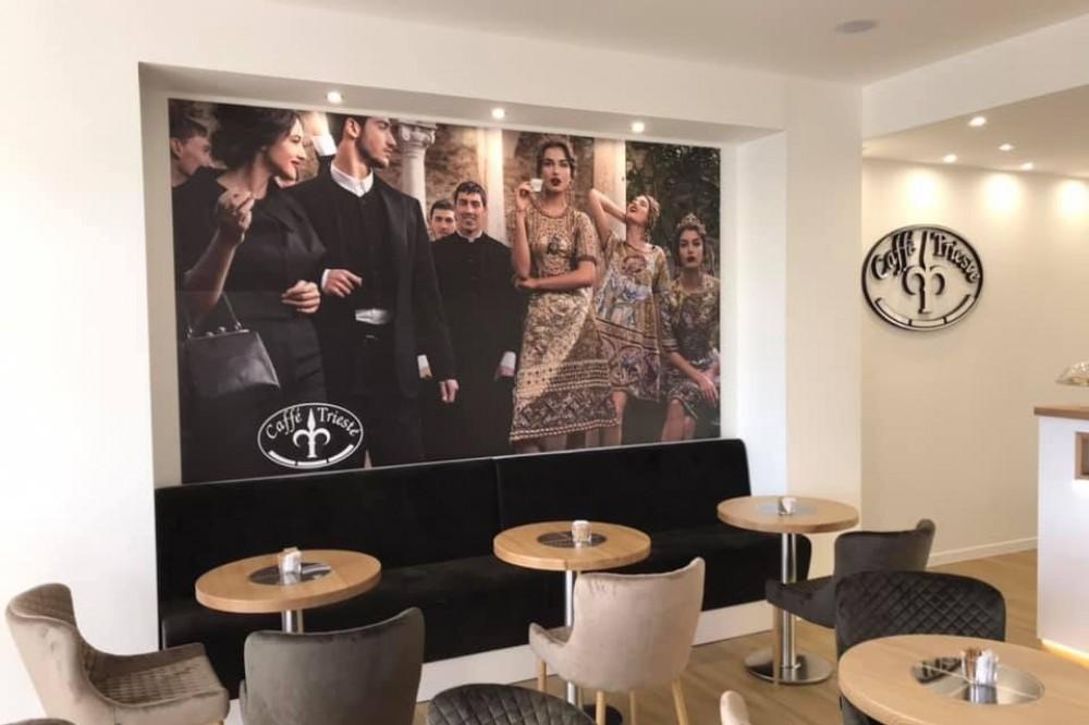 OTVÁRAME - Caffé Trieste Michalovce