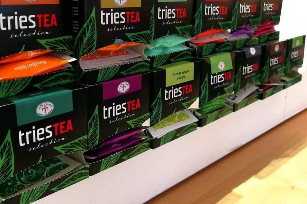 TRIESTEA vaša nová značka čajov