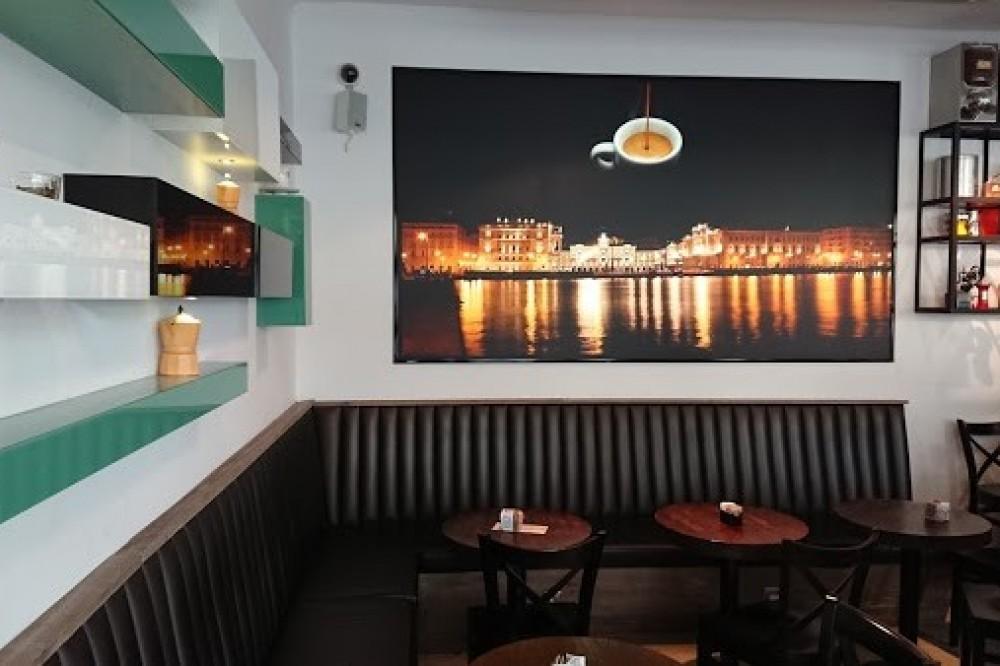 OTVÁRAME - Caffé Trieste Bratisalva