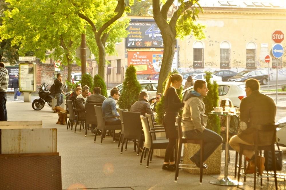 Káva v Caffé Trieste je BRUTÁLNA!   - Bratilicious.sk