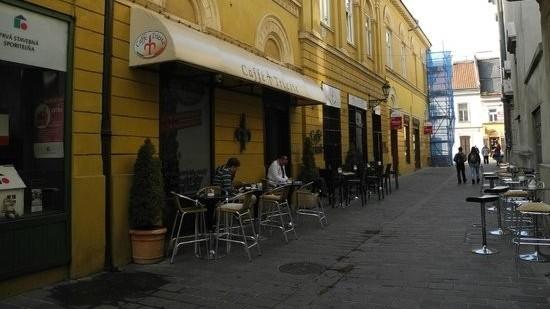 Caffé Trieste Košice - Uršulínska