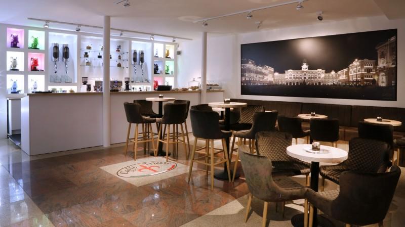 Caffé Trieste Nové Zámky