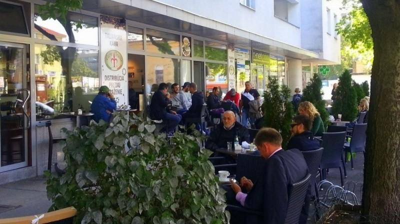 Caffé Trieste Bratislava