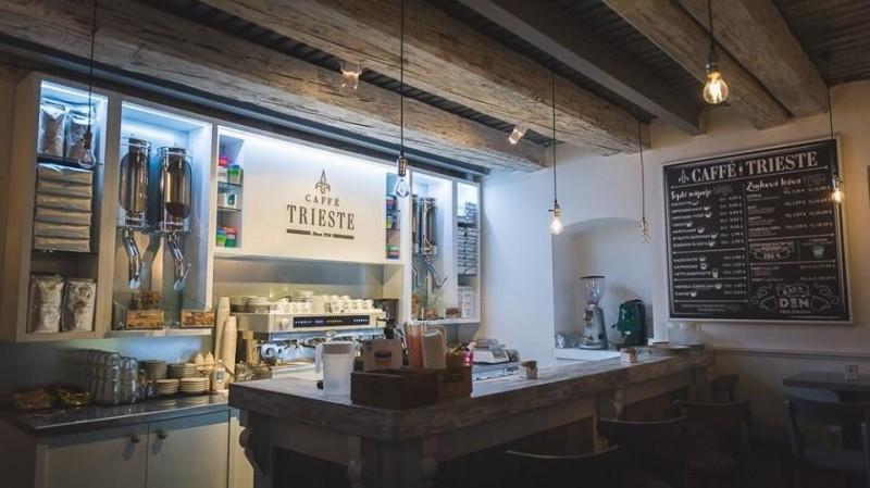 Caffé Trieste Prievidza