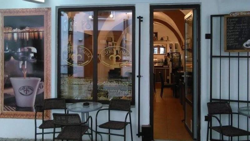 Caffé Trieste Žilina