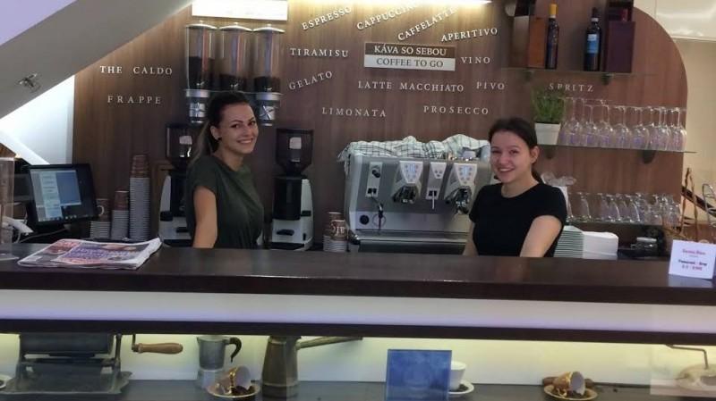 Caffé Trieste Poprad - Forum